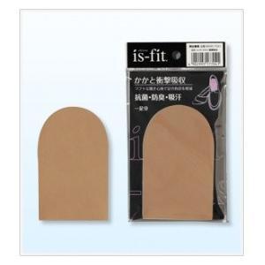 モリト is-fit かかと衝撃吸収 疲労軽減 前滑り防止|sasaki-materials