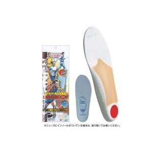 ソルボ ソルボランニング 衝撃吸収 インソール 中敷き ランニング専用 2SからLサイズ(22.0〜27.5cm)|sasaki-materials
