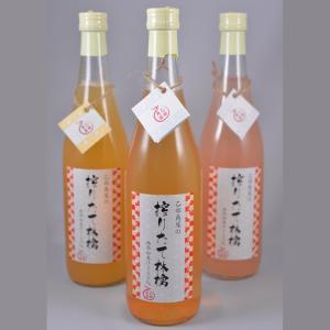 搾りたて林檎 3本セット|sasakiotobekadoya