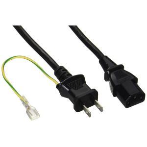 電源コード for EPSON エプソン プロジェクター ケーブル/配線 1.2mの画像
