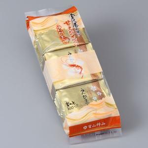 えび恋し 袋入(甘えびせんべい 富山土産 金沢土産 ギフト)