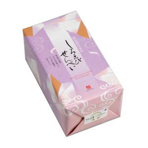 しろえびせんべい 結箱 2枚×18袋入 (えびせんべい 白えびせんべい シロエビ 白えび 白エビ 御...