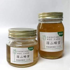 篠山蜂蜜 百花蜜240g|sasayama