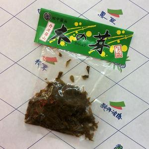 木の芽(さんしょう)しょうゆ漬(30g) sasayama