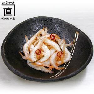 白えびの釜揚げ(甘酢漬け) sasayosi 02