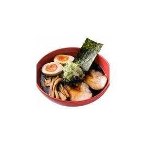 黒醤油らーめん、白えび塩らーめん(各2食)|sasayosi|02