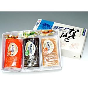 新湊蒲鉾(3本箱入り)|sasayosi