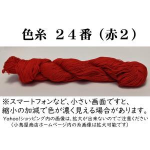 新しい定番色です。  5番よりも強くはっきりした赤です。 現在一般的な「赤」のイメージに一番近くなっ...