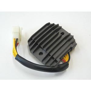 SR400 FZ400 ルネッサ250 バルカン400 レギュレーター 熱対策済