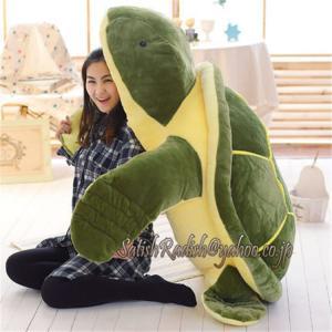 ぬいぐるみ 亀 特大 カメ 抱き枕 動物ぬいぐるみ 巨大 可愛いくま抱き枕 子供のプレゼント ぬいぐ...