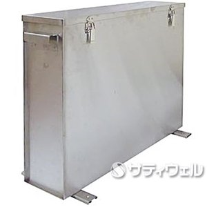 【送料無料】【直送専用品】横浜油脂工業 アルミレンジフィルター洗浄槽|satiwel-y