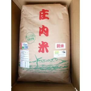 山形県庄内産 コシヒカリ 玄米 10kg 3個 特別栽培米 平成29年産|sato-kome