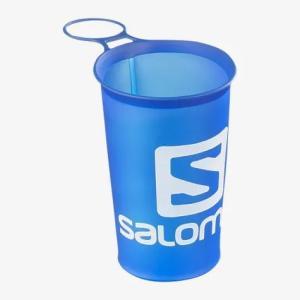 サロモン ソフト カップ スピード150ml やわらかい素材 ポケットイン トレイル必需品 水分補給 コンパクト ループ satoh-sports