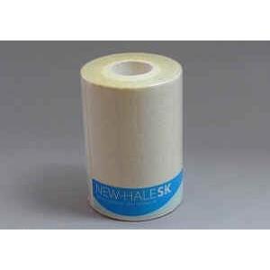 テーピングテープ ニューハレロールテープSK 幅10cm ホワイト足首 固定タイプ レース サポート はがれにくい 好きな長さ テープの長さ4.5m satoh-sports