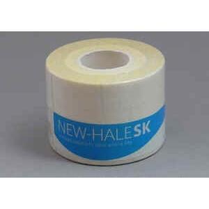 テーピングテープ ニューハレロールテープSK 幅5cm ホワイト 足首 固定 使いやすい レース サポート 721112 テープの長さ4.5m satoh-sports