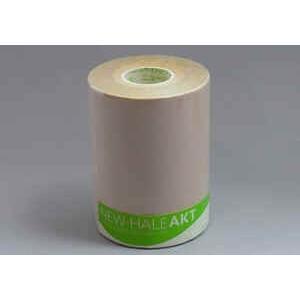 テーピングテープ ニューハレロールテープ AKT 幅10cm 肌色 ひざ 腰 肩 ふくらはぎ 伸縮 レースをサポート はがれにくい 使いやすい テープ長さ5m satoh-sports