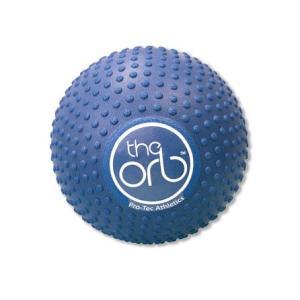 マッサージボール プロテック オーブマッサージボール筋肉疲労 腸脛靭帯・ハムストリング・大腿四頭筋・脹脛のマッサージに最適です|satoh-sports