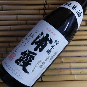 佐浦 浦霞 純米酒 1800ml