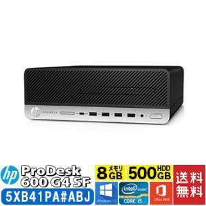 ■ hp ProDesk 600 G4 SF (5XB41PA#ABJ) ・Windows10 Pr...