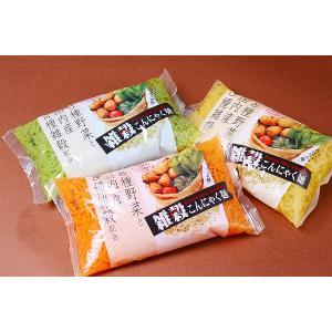 石橋屋雑穀蒟蒻麺10袋セット|satou