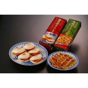 長崎中華本舗中華セット 角煮・餃子|satou