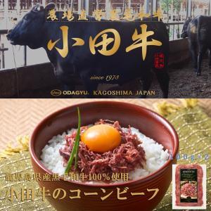 【小田畜産】 冷凍 コンビーフセット100g×2p|satou