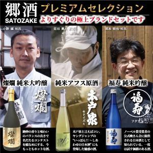 郷酒プレミアムセレクション|satozake