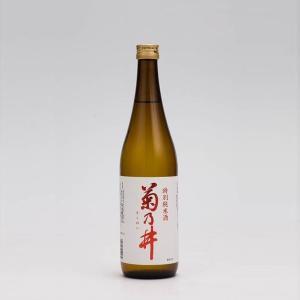 日本酒 純米酒 菊乃井 特別純米酒 720ml|satozake
