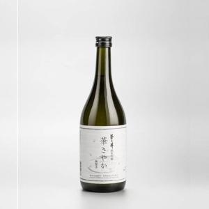 日本酒 純米吟醸 菊乃井華さやか無加水 720ml|satozake