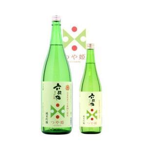 六歌仙 純米吟醸つや姫 720ml|satozake