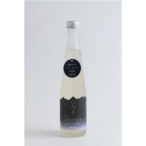 日本酒 赤城山純米スパークリング シャララ 300ml|satozake