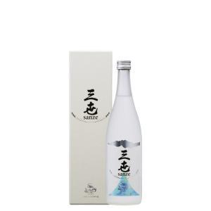 日本酒 純米大吟醸三世 720ml|satozake