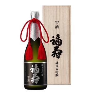 日本酒 福寿 純米大吟醸 雫酒 720ml 酒蔵から直送|satozake