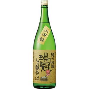 日本酒 瑞冠 純米吟醸 きもと 720ml|satozake