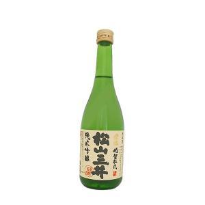 酒仙栄光 純米吟醸 松山三井 720ml|satozake