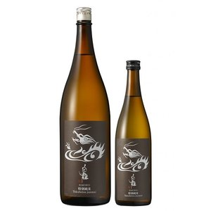 日本酒 純米酒 白龍 特別純米酒  720ml satozake