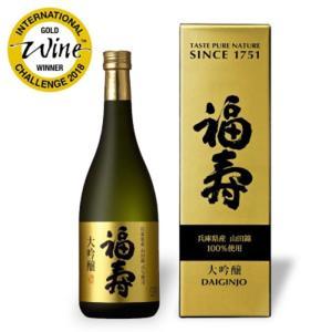 日本酒 福寿 大吟醸 720ml|satozake