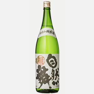 日本酒 純米酒 自然舞 純米酒 1800ml 酒蔵から直送|satozake