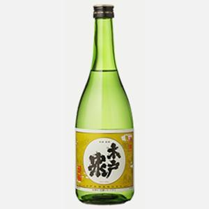 日本酒 純米酒 木戸泉 純米醍醐 720ml|satozake