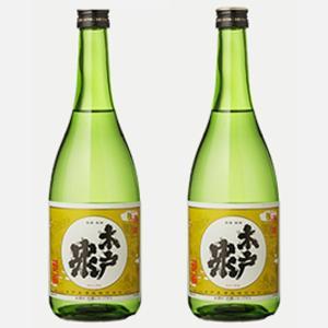 日本酒 純米酒 木戸泉 純米醍醐 720ml 2本セット|satozake