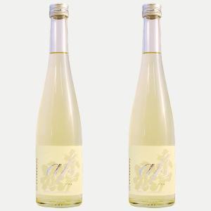 日本酒 純米酒 純米アフス、純米生アフス 500ml 2本セット|satozake
