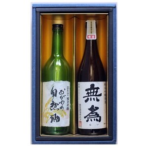 日本酒 お中元 ギフト 晴雲 粋な純米セット|satozake