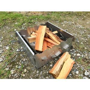 「野良プレート」焚き火サークル/焚き火台 ※1枚単位での販売です。4枚以上を組合せてお使い下さい。 日本製|satozaki-material|07