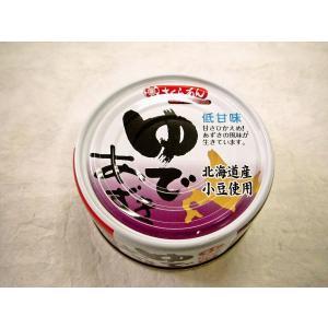 ゆであずき缶 北海道産小豆 さくらあん 165g