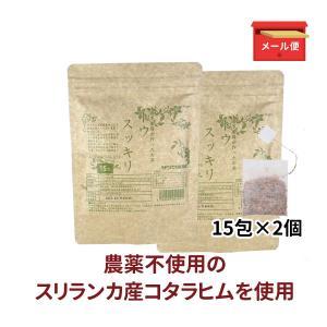 糖質制限 ダイエット ダイエットティー トウスッキリ茶 15包×2個セット コタラヒム カロリーカット 糖質制限 送料無料 ゆうパケット|satuma