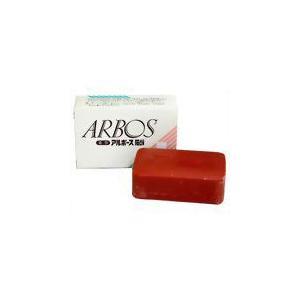 薬用アルボース石鹸 85g 清浄 殺菌 消毒 ニキビ予防 体臭 加齢臭 汗臭 体のにおい《医薬部外品》〔J〕|satuma