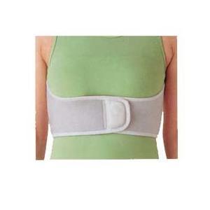 医療用サポーター 胸部固定帯  シグマックス リブバンド 女性用 Mサイズ(適用範囲:アンダーバスト60cm〜75cm)胸部の圧迫・固定用 satuma