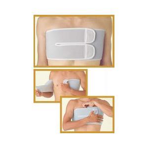 シグマックス リブバンドII(リブバンドツー)  Lサイズ(適用範囲:胸囲100cm〜120cm)医療用サポーター 胸部固定帯(品番313203)|satuma