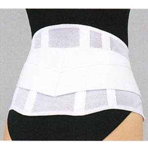 シグマックス マックスベルトme3 サイズ:L 医療用サポーター メッシュ むれにくい 腰用サポーター 腹部固定帯 腰痛 コルセット(品番322303)|satuma