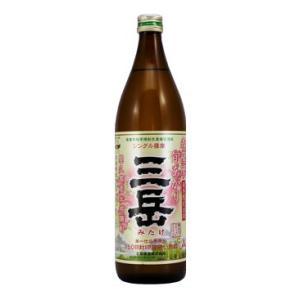 三岳酒造 春薩摩旬あがり 三岳 25度 900ml 薩摩芋焼酎|satumagura